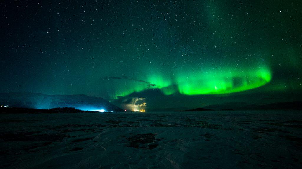 tornetrask-lights